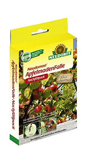 Neudorff Neudomon® Apfelmadenfalle Komplettset