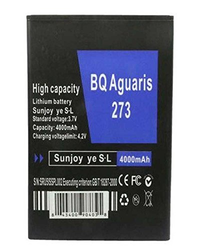 Todobarato24h Bateria Compatible con BQ AQUARIS 5.7 4000 mAh