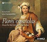 Flores Españolas : Viola De Gamba Y Guitarra