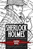 SHERLOCK HOLMES The Hound of the Baskervilles (Dover Graphic Novel Classics) (Dover Graphic Novels)