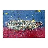 Adrien Brody Malerei Fisch Pop Künstler Leinwand Poster
