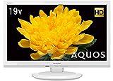 シャープ 19V型 液晶 テレビ AQUOS LC-19