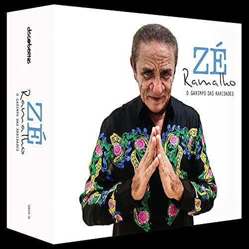 Box Zé Ramalho - O Garimpo das Raridades