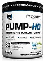 BPI Pump-HD Lemonade Diet Supplement