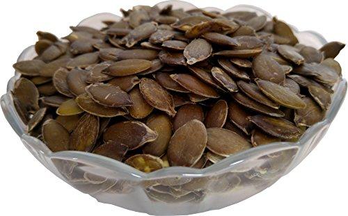 Semi di zucca, coltivati senza buccia da Polonia. 1 kg. Fresca.