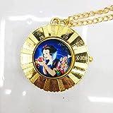 LLGG MéDico Reloj Prendedor De Broche,Reloj de Bolsillo Gir