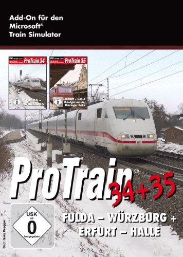 Train Simulator - Pro Train 34+35 Bundle - [PC]