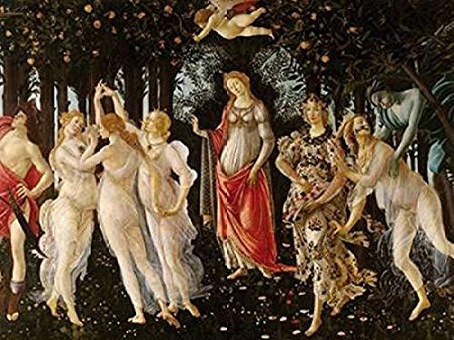 Posterazzi Primavera Poster Print by Sandro Botticelli, (11 x 14)