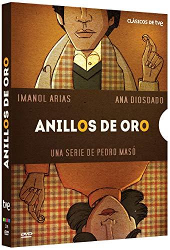 Anillos De Oro, Serie Completa Tve. Ed. Sencilla. Remast. 5dvd