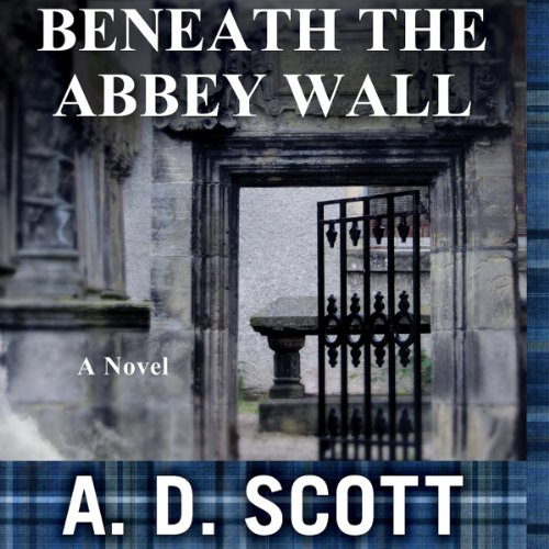 Beneath the Abbey Wall audiobook cover art