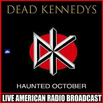 Haunted October (Live)