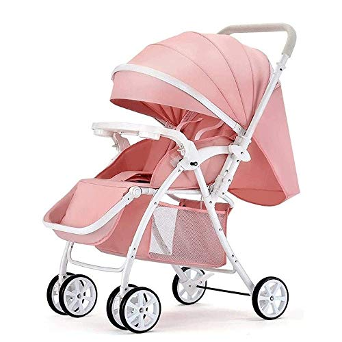 Great Features Of ZOUJUN Lively Lightweight Stroller, Easy Fold Infinite Recline Front Access Storag...