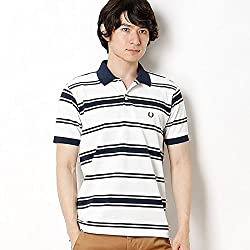 FRED PERRY(フレッドペリー)  90'S STRIPE PIQUE SHIRT
