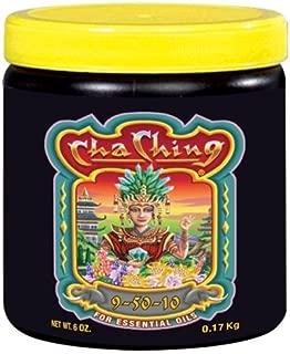Fox Farm 732748 Cha Ching Soluble Jar Fertilizer, 6 oz, 6 Ounce, Black