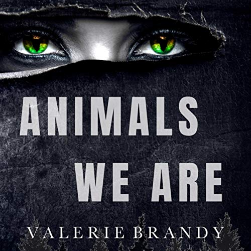 Animals We Are: Book One cover art