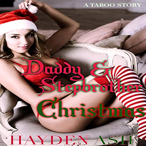 Daddy & Stepbrother Christmas cover art