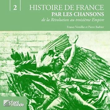 Histoires de France, volume 2 : De la Révolution au Troisième Empire