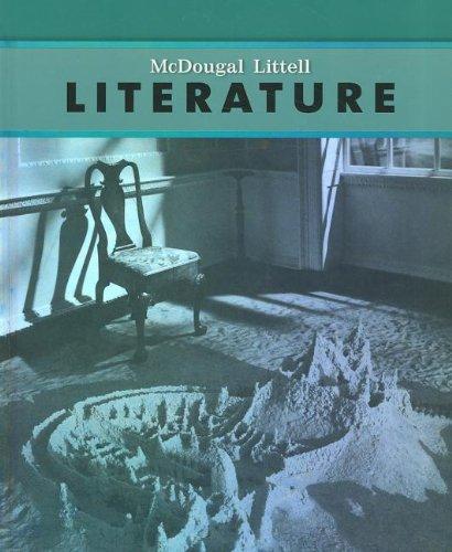McDougal Littell Literature: Student Edition Grade 8 2008