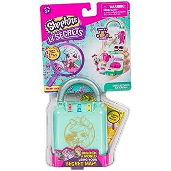 Shopkins Lil' Secrets Shop 'n' Lock Cute Scoo | Shopkin.Toys - Image 1