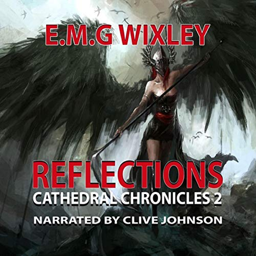 Reflections: Cathedral Chronicles 2 audiobook cover art