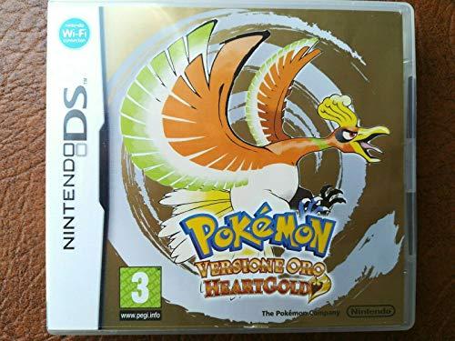 Nintendo Pokemon: Versione Oro Heart Gold Nintendo DS ITA videogioco