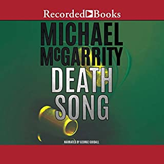 Death Song audiobook cover art
