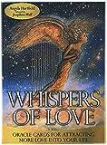 YQRX Whisper of Love Oracle Tarjetas, adecuadas para reuniones Familiares y de Amigos, Tarjetas de Tarot y Conjunto de Libros introductorios de 78 Piezas/Set (Bolsa, Mantel)