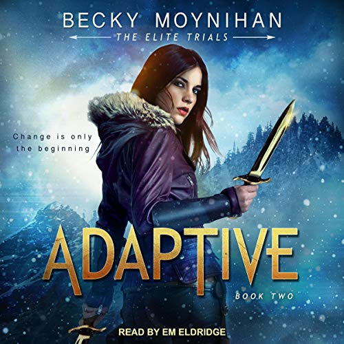 Adaptive Audiobook By Becky Moynihan cover art