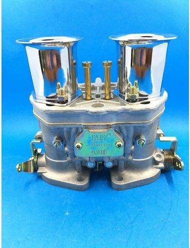 GOWE Carburador para carburador original 40 IDF 40IDF + bocinas de aire de repuesto para Solex Dellorto Weber EMPI