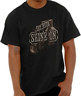 Classic Teaze Moonshine Stills and Thrills Tennessee South T Shirt Tee