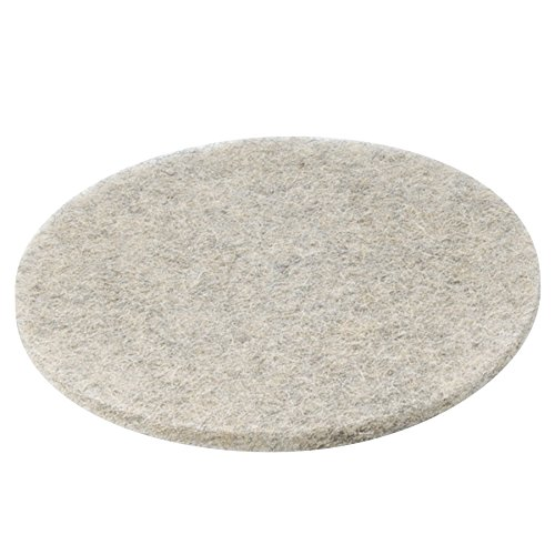 Great Deal! Boardwalk 4020NHE Natural Hair Extra High-Speed Floor Pads, Natural, 20 Diameter (Case ...
