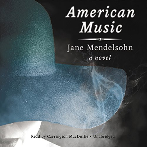 American Music audiobook cover art