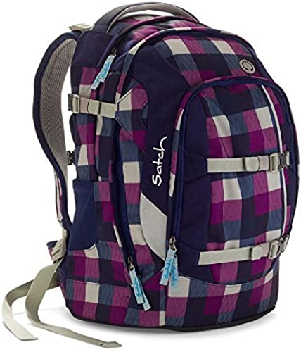 Ergobag satch School Backpack II 48 cm Notebook Compartment Berry Carry by Ergobag