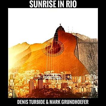 Sunrise in Rio