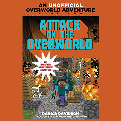Attack on the Overworld audiobook cover art