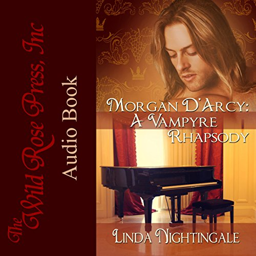 Morgan D'Arcy: A Vampyre Rhapsody  By  cover art