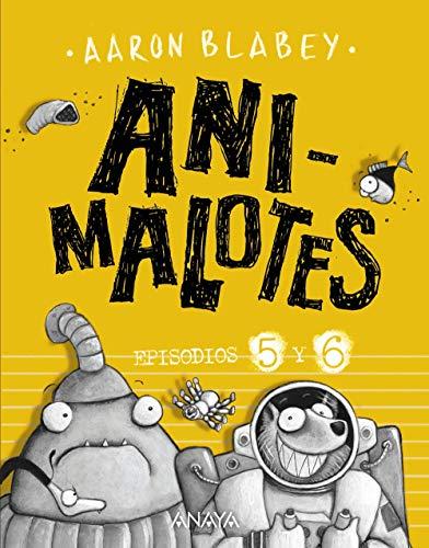 Animalotes 5 y 6: Follón intergaláctico / Aliens contra Animalotes (CÓMIC - Animalotes)