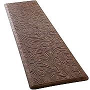 #LightningDeal KMAT Kitchen Mat Cushioned Anti-Fatigue Floor Mat Waterproof Non-Slip Standing Mat Ergonomic Comfort Floor Mat Rug for Home,Office,Sink,Laundry,Desk