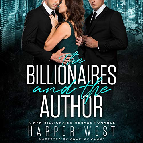 The Billionaires and the Author Titelbild
