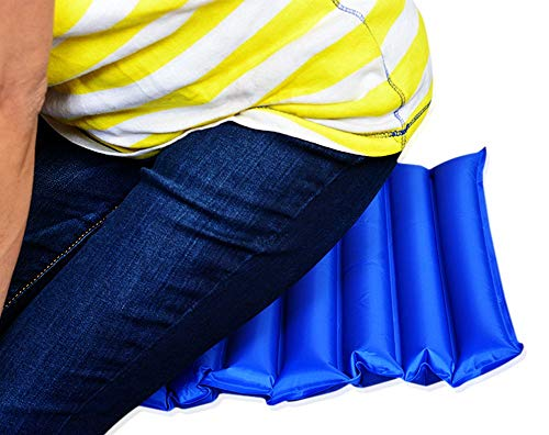 Orthopaedic Medical Cushion, Inflatable, Free Pump, Relieves Pain and Pressure from Haemorrhoids, Pregnancy, Child Birth, Bed sores, Unisex