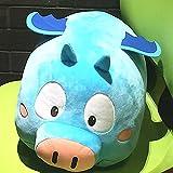 Peluche 40 * 30cm The Snack World Japan Games Animation Pig Plush Toy Doll Pillow Un Regalo De Cumpleaños para Un Amigo Un Juguete De Peluche