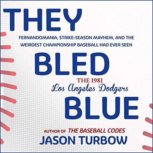 They Bled Blue  By  cover art