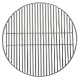SMOKEWARE Stainless Steel Grill Grate – Compatible with Big Green Egg, Heavy Duty Gauge (XL - 24