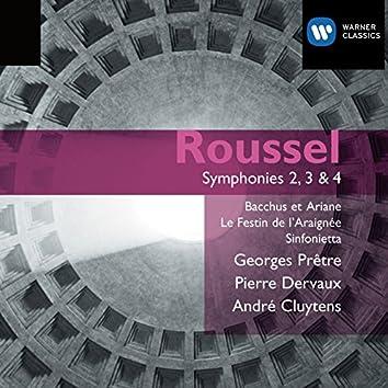 Roussel: Symphony Nos. 2-4 & Ballets
