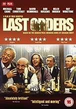Best last orders 2001 Reviews