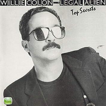 Legal Alien - Top Secrets