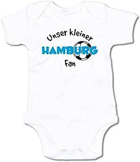 G-graphics Baby Body Unser Kleiner Hamburg Fan 250.0487
