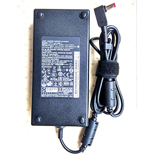 180W 19.5V 9.23A AC Adapter Charger for Acer Nitro 5 7 AN515-52 AN515-55 AN515-44 AN715-51 AN715-52 Aspire V Nitro 7-593G 7-793G n16w3 n16w4 USB Type-C Dock Predator X34 XR341CKA