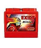 Exide Mileage Car Battery 32ah