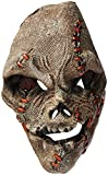 Rubie's unisex adult Reel F/X Scarecrow Latex Appliance Party Supplies, Multi, One Size US